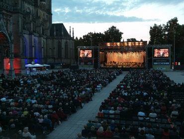 Highlights bei Klassik am Dom 2014