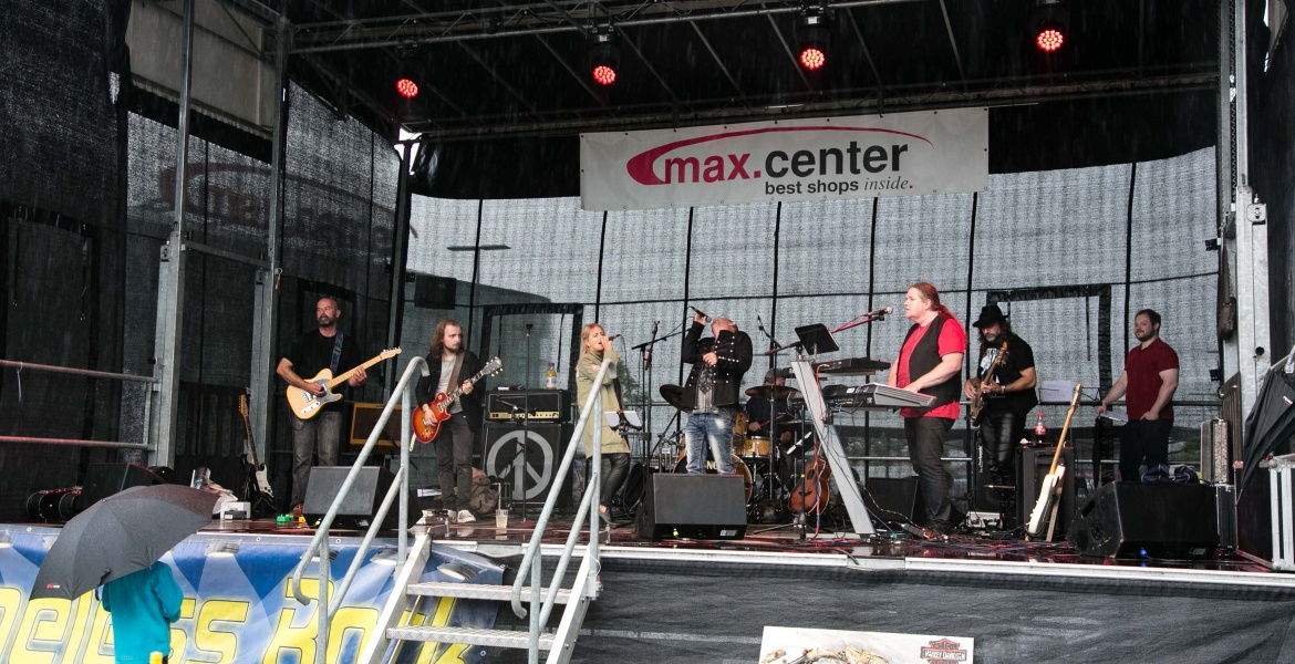 12. Bikerfest im max.center Wels!