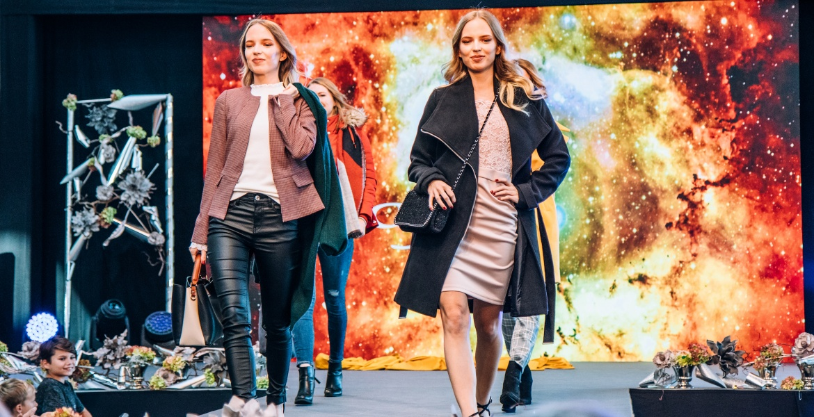 Fashion-Show im max.center Wels!